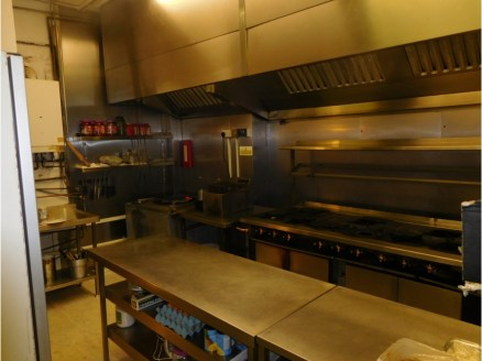 Fitted Hot Food Takeaway Premises