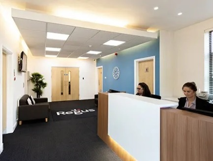 An established, premium, multi-let facility ran by Regus GB who operate 3000 centers across 120 countries, providing office spaces of various sizes, meeting rooms and virtual offices.   This premises offers your business a prestigious and professiona...