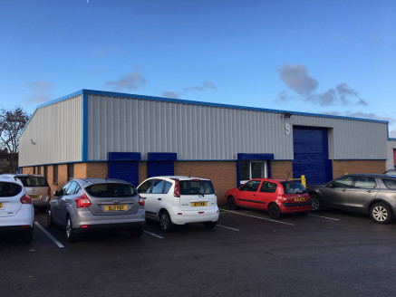 The property comprises an industrial/warehouse unit being constructed on a steel portal frame with block and metal sheet clad walls and under a pitched sheet clad roof incorporating translucent panels.  Internally the property comprises open works ar...