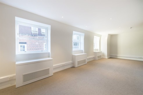 Attractive chairman's office on 4th floor   Rent Reduction - £49,500 per annum fully inclusive