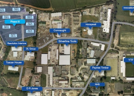 Lufton 2000 Phase III is a continuation of the highly successful Lufton Business Park. Phase III is a greenfield site that is available on a plot by plot basis and the developers are able to also offer design and build units to meet individual occpie...