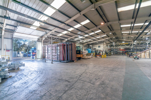 * Freehold manufacturing/warehouse facility extending to 4,298 sq. m (46,263 sq. ft.)   * Located on one of the North East's major industrial parks Let to Design and Security Services Ltd, with lease expiry on 4th May 2024   * Low passing rent of £11...