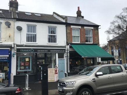 The property is in a secondary position located fronting Quicks Road at its junction with Wycliffe Road. It is mostly a residential street but with a small retail parade. Quicks Road is accessed from Haydons Road and Merton Road. It is convenient to....