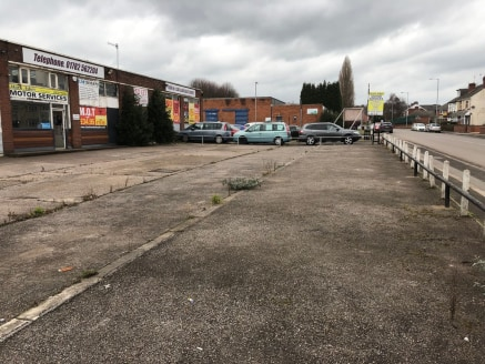 The property comprises a very prominently located site with approx. 245 feet (75m) of frontage to London Road.