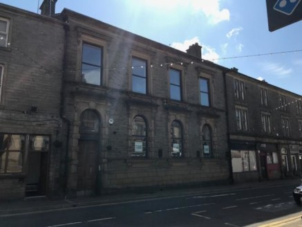 The property comprises two storey refurbished office accommodation and large hall with a dry basement suitable for storage. The total square footage of the building is 4,047 sq.ft....