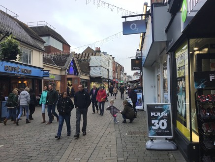 * Horsham is an attractive and affluent retailing town in West Sussex  * Situated in the prime pedestrianised pitch adjoining the Swan Walk shopping centre  * Between car parks of 900 spaces and 472 spaces  * Let on FRI lease to Sportswift Ltd  * Tot...