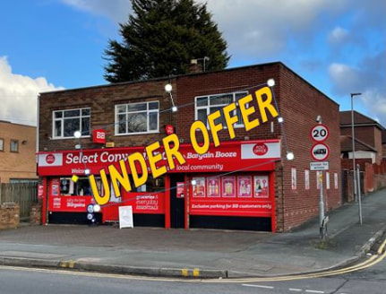 We are delighted to bring to the market an extremely rare opportunity to Lease this long established off-licence and convenience store.  The property was one of the earliest and original ''Bargain Booze'' operations, which has since become more of a...
