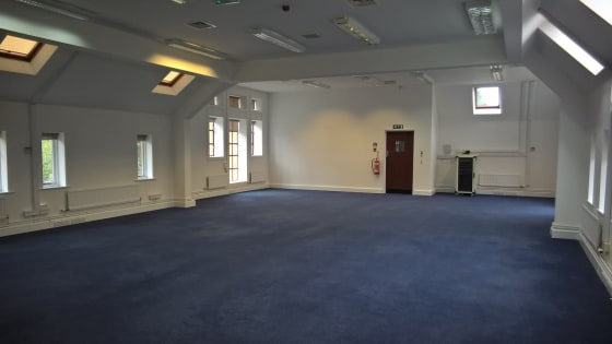 Ground floor open plan office comprising 1,826 Sq Ft of open plan office space with meeting room and kitchen.  Fully refurbished  7 car parking spaces and high speed broadband available.  Viewing highly recommended  The quoting rental is £25,000 per...