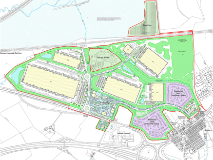 PRIME MANUFACTURING / WAREHOUSE OPPORTUNITIES TO OCCUPIER REQUIREMENTS UP TO 1 MILLION SQ. FT.  **INFRASTRUCTURE NOW ON SITE**  New development at Junction 61 A1(M) Bowburn, Durham to provide a number of large industrial and warehouse units from 50,0...