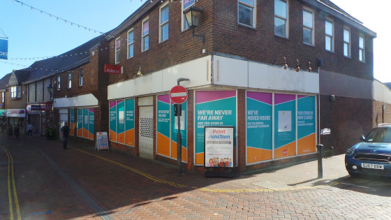 This building forms the end block of retail units in the heart of Ashford's secondary retail pitch. It comprises two separate retail units which have been joined together. The left-hand side, (number 9) provides some 2,500 sq.ft. of accommodation on...