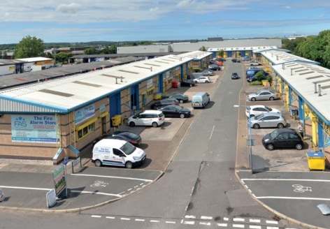 Busy Trading Estate. Close to Croft Retail Park and Wirral International Business Park. Competitive rents. Flexible lease terms. There is a service charge to cover estate maintenance, details available upon request.