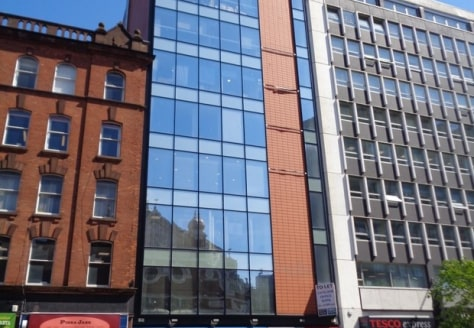 1st Floor, 14 Great Victoria Street,, Belfast, BT2 7BA, | OKT (O'Connor Kennedy Turtle) - Commercial Property Consultants