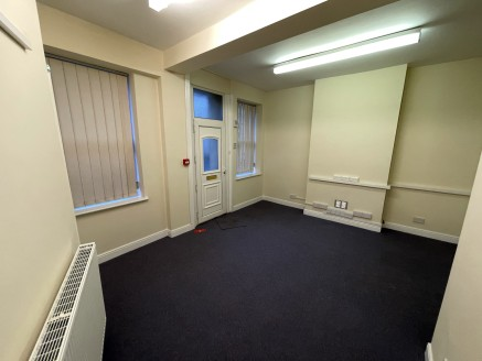 The premises briefly comprise a mid through terrace property of stone construction situated within the business district of Halifax Town Centre.  Set out over two floor plus basement the property benefits from newly decorated paint and plaster walls,...