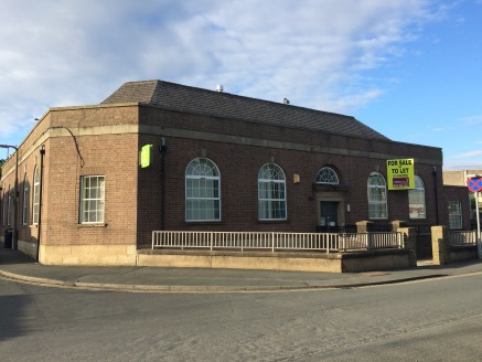 Brighouse Job Centre is a detached predominantly single storey office building prominently situated overlooking Owler Ings Road.   Constructed with predominantly brick elevations under a pitched tiled roof and with large windows to all elevations the...