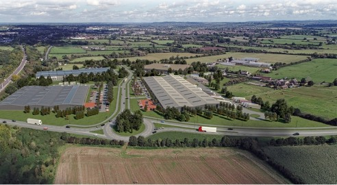 Showell Business Park is just 10 minutes from the M4 motorway, and direct access onto the A350. Showell Business Park offers Chippenham's next major employment site. Strategically located with direct access from teh A350, the Park offers the opportun...
