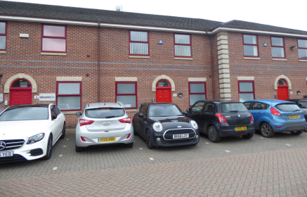 The property comprises a two storey office premises of traditional brick construction beneath a pitched tiled roof within a dedicated business park of similar properties.  The offices are fitted with carpeted floors, suspended ceiling with CAT 2 ligh...