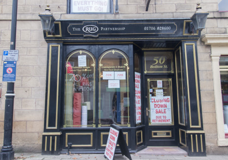 Two storey retail premises in the heart of Ramsbottom with good levels of passing trade on Bolton Street (A676). Benefiting from c. 1,038 sq/ft (96.46 sq/m) of retail space presented in good condition and refurbished in 2000/2001. The property offers...