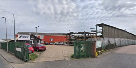 FREEHOLD iNDUSTRiAL SiTE FOR SALE, ERiTH DA17 SOLD WiTH VACANT POSSESSiON ...