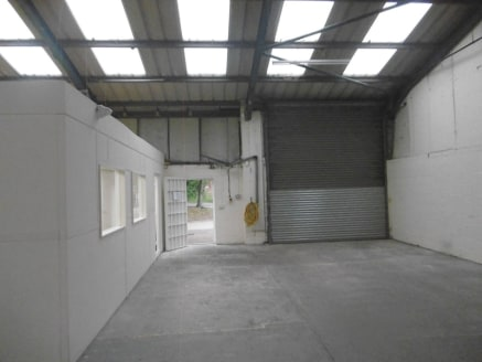 The units form part of a terrace of industrial premises, located just off Aston Street on the outskirts of Shifnal Town Centre. Internal eaves height is generally in the order of 4.28m (14') and approx. 3.66m to the underside of the stanchions, with....