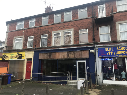 The property comprises a self-contained ground floor retail unit. The unit is largely open plan with a staff room and WC facilities to the rear.  Externally, there is a paved ramp access at the site's frontage and a small yard area to the rear.  The...