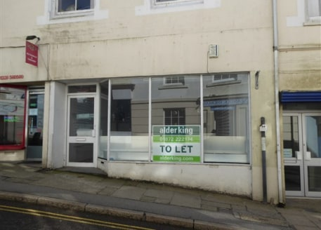 Town centre retail unit to let. Open plan layout totalling 379 sq ft (35.2 sq m). Flexible lease terms available....