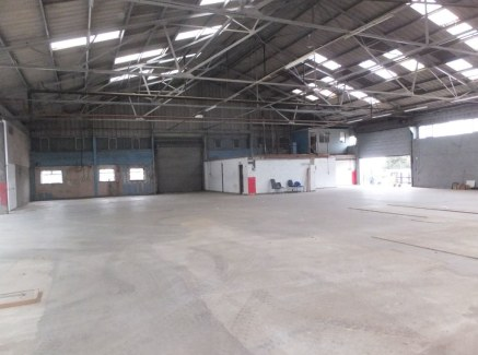Industrial Unit   Extending to 3844m² (41,357ft²)   Production warehouse and offices with car parking and yard area   Rent £185,500 + VAT