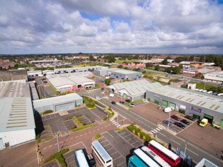 CCTV, on-site manned security lodge and electronically operated entrance gates. Staff/visitor parking. Internal offices. Less than 1 mile away from the docks. Ground floor offices. All mains services. Securable yards and dedicated parking. Suitable f...
