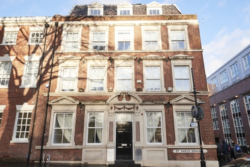 ALL INCLUSIVE serviced office suites on ST PAULS SQAURE. Various sized suites and options available from £150...