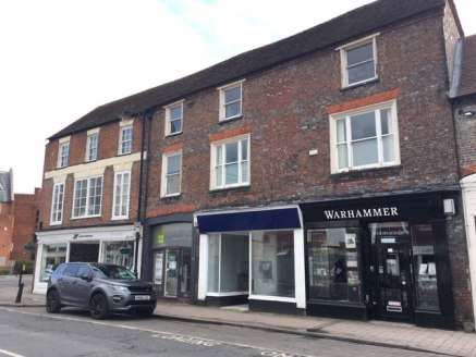 The property comprises a ground floor retail unit set within the heart of Bartholomew Street.  The property includes display windows, strip florescent lighting, suspended ceiling, WC and kitchen facility.  The property benefits from both A1 (Retail)...