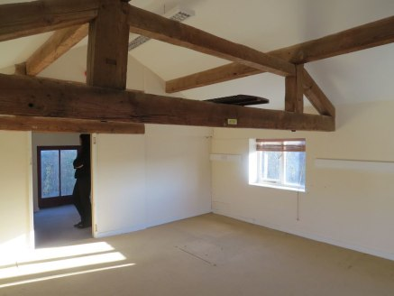 Fully Self-Contained First Floor Offices TO LET   Rural Location  Extending to 107.3m² (1,115ft²)