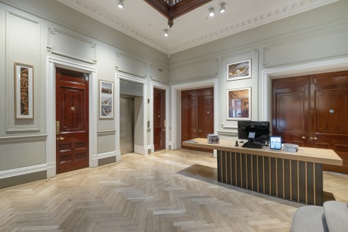 Attractive Period Offices in Marylebone available To be Let - 620 sq ft