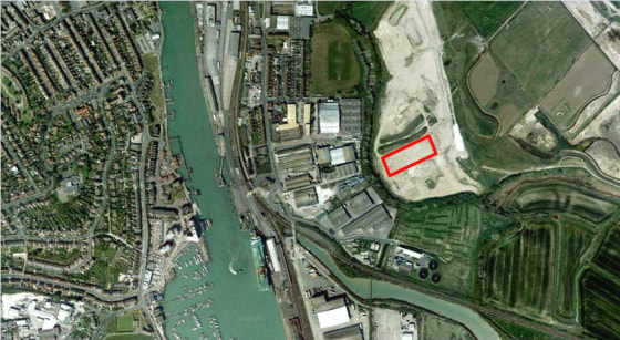 Pre-Lets or Pre-Sales Sought Land 1.51 Acres to be Allocated for 1,860 sq m (20,000 sq ft) B1 / B2 / B8 Development   The site is located to the east of Newhaven town centre at Eastside forming part of a substantial area of land being promoted for mi...