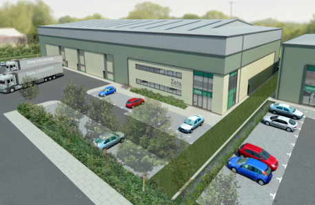 A design and build warehouse building located on a high quality landscaped business park. Hawke Ridge Business Park is a £50million 35 acre mixed use development situated between Westbury and Trowbridge with excellent transport...