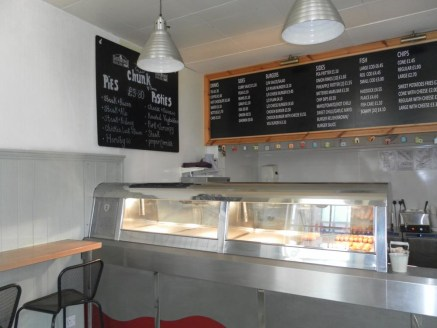 Leasehold Fish & Chip Shop Takeaway Located In Exeter, Devon For Sale\nTown Centre Location\n5 * Food Hygiene Rating\nRef 2334\n\nLocation\nThis respected Fish & Chip takeaway is located in Exeter City centre. Exeter has a population of circa 129,000...
