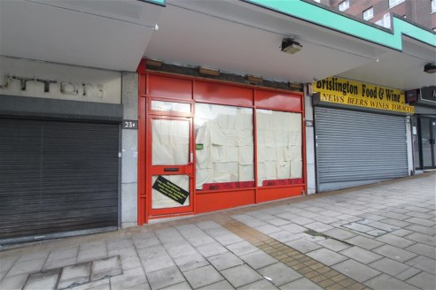 ***TAKEAWAY WITH FIRST FLOOR ANCILLARY***  A ground floor takeaway with first floor office/storage and toilet facilities. The property was previously occupied by Pizza Go Go and benefits from rear access and a large rear communal free car park as wel...