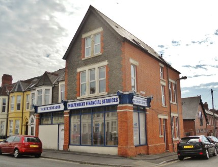 David's Homes are delighted to offer for sale this Ground Floor Commercial Unit situated in a prominent corner position in the popular Cathays area. The property is presented to a very good standard and would make an ideal premises for a wide variety...