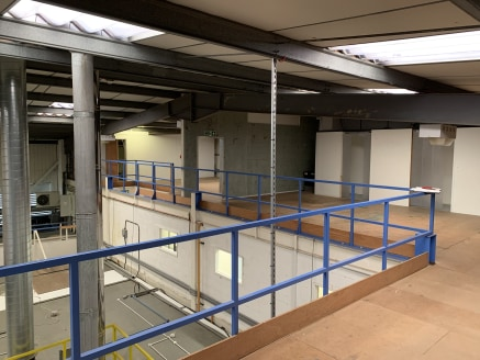 Semi Detached Warehouse Currently Fitted for Food Manufacture and storage
