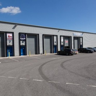 Wharncliffe Business Park - S71