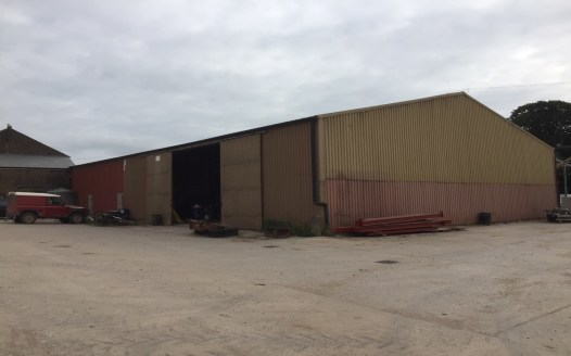 The property comprises a steel framed industrial unit which has been clad in profile sheeting. The unit benefits from a solid concrete flooring, minimum eaves height of 4.;5 m rising to 6.5m at the apex, roller goods access, three phase electric and...
