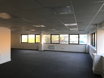 The property comprises of a single storey refurbished warehouse benefitting from the following:\n\n- Good quality integral offices\n- 2 roller shutter doors\n- 3 phase electricity\n- Ladies and Gents W/Cs\n- A kitchenette\n- Solid concrete warehouse....