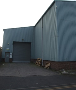 Industrial /Warehouse building in the heart of Sheffield's Lower Don Valley
