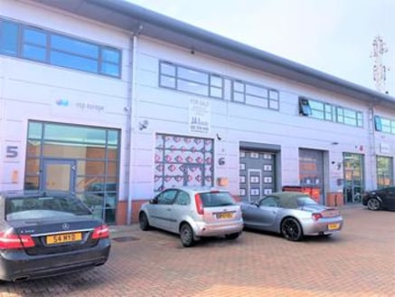 6 Devonshire Business Park, Chester Road, Borehamwood WD6 1NA