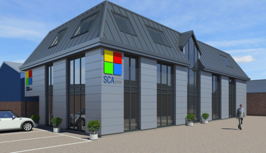 Brand New Offices To Rent in Wimborne