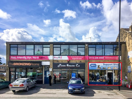 Summary  Prominent Road Side Position  Accommodation - 45.7 sqm (492 sqft)  Immediately Available  Close to Local Amenities  Description  The accommodation is arranged at ground floor level in a parade of two other retail units. Internally, the accom...