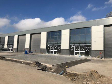 The development comprises three blocks of workshop space providing a series of units from 1550 sq.ft upwards.<br><br>The units will provide feature brick and insulated steel clad walls under an insulated pitched roof....