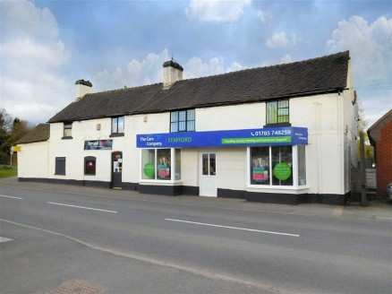 Investment for sale in Gnosall | Butters John Bee