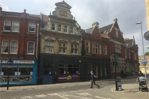 Attractive town centre office/A2 retail with potential for conversion (stp). The property is arranged over ground, first and second floors and benefits from comfort cooling, gas central heating, lift access to first floor, a large kitchen, basement ....