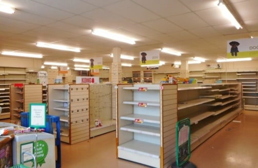The property comprises a self-contained, single storey retail unit with separate staff facilities adjacent and on site car parking, which was most recently occupied by Just For Pets.<br><br>The shop forms part of the ground floor of a larger two-stor...