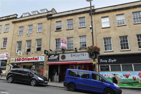 Opportunity to purchase this substantial three storey commercial property, situated in a prime location on one of Bristol's best known High Streets. The terraced freehold property comprises a large ground floor restaurant/bar with an independent firs...