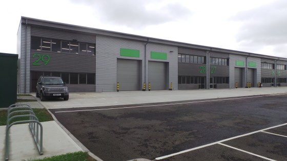 Carlton Road Business Park is an exciting new secure gated development of 28 flexible industrial/warehouse units, each with allocated parking, sectional up and over roller shutter door, a floor loading capacity of 37.5kN/m2